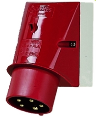 Mennekes 354 - cee toestel contactstop 5-polig 32a 400v type